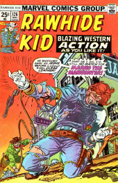 Rawhide Kid Vol.1 (Atlas/Marvel - 1955) -126- Marko the Manhunter!