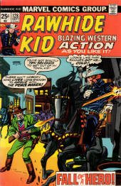 Rawhide Kid Vol.1 (Atlas/Marvel - 1955) -128- Fall of a Hero!