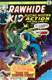 Rawhide Kid Vol.1 (Atlas/Marvel - 1955) -129- When the Scorpion Strikes!