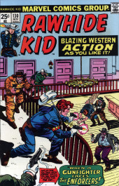 Rawhide Kid Vol.1 (Atlas/Marvel - 1955) -130- When a Gunfighter Faces the Enforcers!