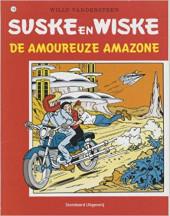 Suske en Wiske -169- De amoureuze amazone