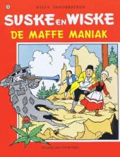 Suske en Wiske -166- De maffe maniak