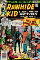 Rawhide Kid Vol.1 (Atlas/Marvel - 1955) -134- The Kid Goes Wild!