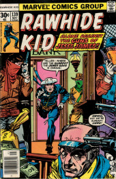 Rawhide Kid Vol.1 (Atlas/Marvel - 1955) -139- The Guns of Jesse James!