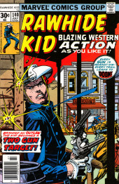 Rawhide Kid Vol.1 (Atlas/Marvel - 1955) -140- Two Gun Target!