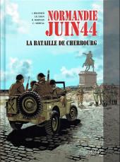 Normandie juin 44 -7- La bataille de Cherbourg