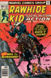 Rawhide Kid Vol.1 (Atlas/Marvel - 1955) -142- Duel of the Desperadoes!