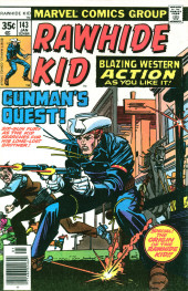 Rawhide Kid Vol.1 (Atlas/Marvel - 1955) -143- Gunman's Quest!