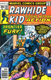 Rawhide Kid Vol.1 (Atlas/Marvel - 1955) -144- Frontier Fury!
