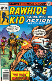 Rawhide Kid Vol.1 (Atlas/Marvel - 1955) -145- To the Last Bullet!