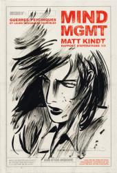 Mind MGMT -1- Guerres psychiques et leurs influences invisibles - Rapport d'opérations 1/3