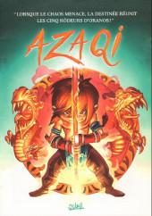 Azaqi -1Extrait- Le cinquième rôdeur