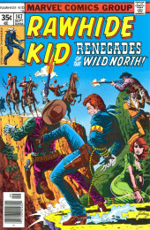 Rawhide Kid Vol.1 (Atlas/Marvel - 1955) -147- Renegades of the Wild North!