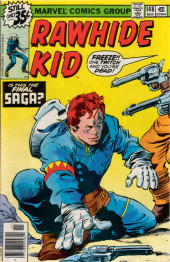 Rawhide Kid Vol.1 (Atlas/Marvel - 1955) -148- Is This the Final Saga?