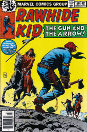 Rawhide Kid Vol.1 (Atlas/Marvel - 1955) -150- The Gun and the Arrow!