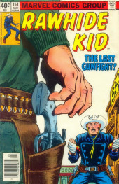 Rawhide Kid Vol.1 (Atlas/Marvel - 1955) -151- The Last Gunfight!