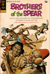 Brothers of the Spear (Gold Key - 1972) -2- Labyrinths of Aba-Zulu