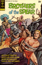 Brothers of the Spear (Gold Key - 1972) -3- (sans titre)