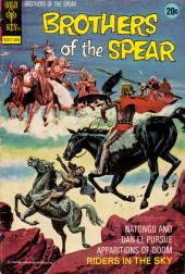 Brothers of the Spear (Gold Key - 1972) -5- Riders in the Sky
