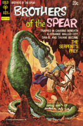 Brothers of the Spear (Gold Key - 1972) -6- The Serpent's Prey