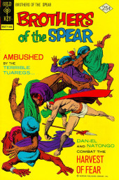 Brothers of the Spear (Gold Key - 1972) -12- Harvest of Fear