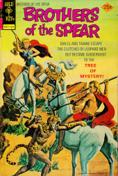 Brothers of the Spear (Gold Key - 1972) -13- Tree of Mystery!