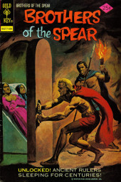 Brothers of the Spear (Gold Key - 1972) -14- Unlocked!