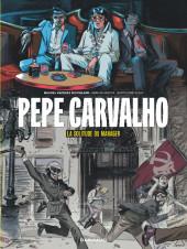 Pepe Carvalho -2- La Solitude du manager