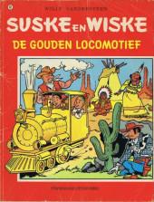 Suske en Wiske -162- De gouden locomotief