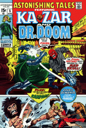 Astonishing tales Vol.1 (Marvel - 1970) -5- This is your finish, Doom! / Rampage!