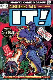 Astonishing tales Vol.1 (Marvel - 1970) -21- It!