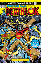 Astonishing tales Vol.1 (Marvel - 1970) -25- Deathlok The Demolisher!