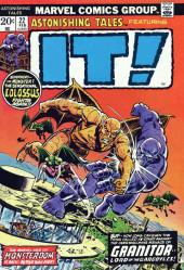 Astonishing tales Vol.1 (Marvel - 1970) -22- It! : Granitor--Lord of the Gargoyles!