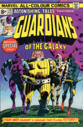 Astonishing tales Vol.1 (Marvel - 1970) -29- Guardians of the Galaxy
