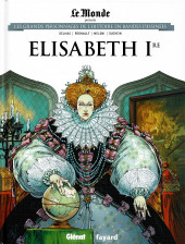 Les grands Personnages de l'Histoire en bandes dessinées -29- Elisabeth Ire