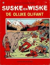 Suske en Wiske -170- De olijke olifant