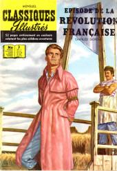 Classiques illustrés (1re Série) -3- Episode de la Révolution française