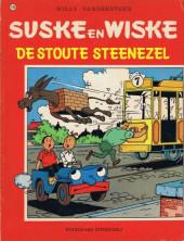 Suske en Wiske -178- De stoute steenezel