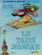 Iznogoud -9- Le tapis magique