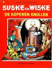 Suske en Wiske -182- De koperen knullen
