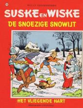 Suske en Wiske -188- De snoezige Snowijt - Het vliegende hart