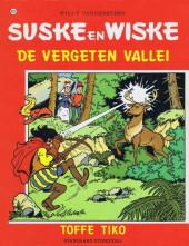 Suske en Wiske -191- De vergeten vallei - Toffe Tiko