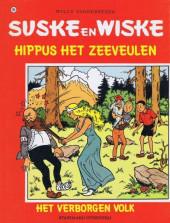 Suske en Wiske -193- Hippus het zeeveulen / Het verborgen volk