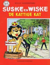 Suske en Wiske -205- De kattige kat