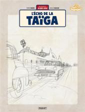 Jacques Gipar (Une aventure de) -8TL- L'écho de la Taïga