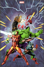 Avengers (Marvel France - 2020) -2TL01- Le starkronomicon