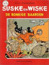 Suske en Wiske -206- De bonkige baarden