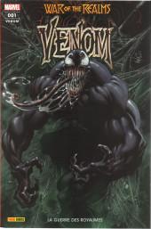 Venom (3e série, 2020) -1- La guerre des royaumes