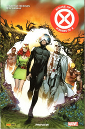 House of X - Powers of X -HS- Preview