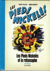 Les pieds Nickelés - La Collection (Hachette, 2e série) -14- Les Pieds Nickelés et le Ratascaphe